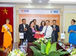 Tổng công ty Cổ phần Bảo hiểm Hàng không và Ngân hàng TMCP Sài Gòn - Hà Nội ký kết hợp tác