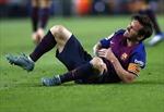 Không có Messi, Barcelona suy tàn ở Champions League?