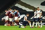 Tottenham vuột chiến thắng trước West Ham trong ngày Gareth Bale tái xuất