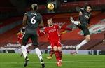 Cầm chân Liverpool tại Anfield, MU vững vàng ở đỉnh bảng xếp hạng