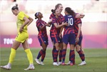 Đội bóng số 1 thế giới giành HCĐ bóng đá nữ Olympic Tokyo 2020