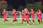 Đội tuyển Việt Nam tập trung trở lại theo nguyên tắc 'Bong bóng khép kín'