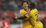Vòng 8 V-League 2021: HAGL bay cao, Sài Gòn FC lâm nguy