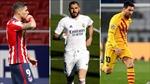 Cuộc đua vô địch La Liga 2020 - 2021: Kịch tính và khó lường