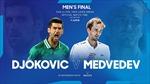 Djokovic - Medvedev: Trận chung kết 'trong mơ' ở Australia mở rộng 2021