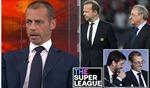 Nhóm 'liên minh ly khai' đứng ra tổ chức ESL đối diện với án phạt nặng từ UEFA