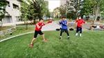 Các tuyển thủ Olympic Việt Nam có 'quân xanh' là các vận động viên Đông Nam Á