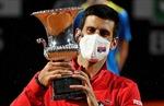 Djokovic vô địch Rome Masters 2020, lập kỷ lục ATP Masters