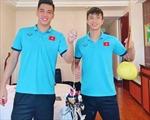 Cùng các tuyển thủ Việt Nam vui Trung thu đầy sáng tạo