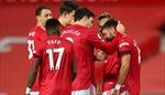 MU lần đầu chiến thắng trên sân nhà tại Ngoại hạng Anh 2020 - 2021