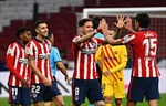 Vòng 8 La Liga 2020 - 2021: Barca thất bại, Real mất điểm bởi sai lầm của Courtois