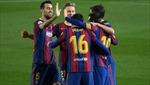 Messi thăng hoa, đưa Barcelona đè bẹp Getafe
