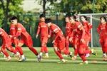 Đội tuyển nữ Việt Nam quyết tâm chiến thắng