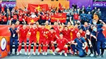 FIFA, AFC đánh giá cao đội tuyển futsal Việt Nam tại FIFA Futsal World Cup 2021