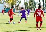 HLV Park Hang-seo đặt niềm tin vào quyết tâm của lứa học trò U23 Việt Nam