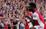 Tổng hợp vòng 6 Ngoại hạng Anh: Liverpool dẫn đầu, Arsenal thăng tiến mạnh mẽ
