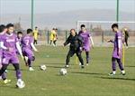 U23 Việt Nam sẵn sàng cho trận đấu với U23 Đài Bắc Trung Hoa