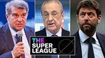 UEFA thua vụ kiện mở màn liên quan đến dự án Super League