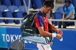 Tay vợt sở hữu 20 Grand Slam thất bại ở trận tranh HCĐ Olympic Tokyo 2020