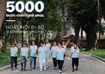 5.000 bước đồng hành để người ung thư không phải 'chiến đấu' một mình