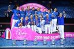 Pháp vô địch Fed Cup bằng chiến thắng ngoạn mục trước Australia