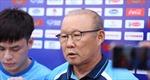 HLV Park Hang-seo sốt ruột vì bóng đá Việt ít cầu thủ trẻ tài năng
