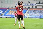 Manchester United giành chiến thắng với kịch bản 'điên rồ'