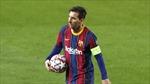 Nhà vua Messi đã thoái vị?
