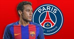 PSG báo giá Neymar cho Barca