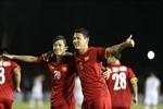 'Song Đức' tỏa sáng, tuyển Việt Nam đặt một chân vào chung kết AFF Cup 2018