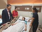 Tuyển thủ đội bóng đá nữ Việt Nam phải nhập viện vì kiệt sức sau trận chung kết