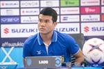 AFF Suzuki Cup 2018: Đội trưởng đội tuyển Lào thú nhận hâm mộ Lê Công Vinh