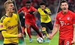 Trận 'Der Klassiker' Dortmund - Bayern Munich: Ngày phán quyết ngôi Vương