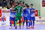 Thắng đậm Đà Nẵng, Sahako giành Á quân Giải Futsal vô địch quốc gia mùa thứ 2