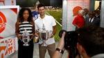 Hai hạt giống số 1 Djokovic và Osaka đến Mỹ mở rộng với tâm thế gì?