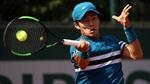 Tay vợt khiếm thính lần đầu tiên thắng trong trận đấu của giải quần vợt ATP