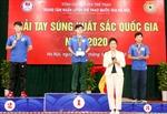 Đoàn Quân đội dẫn đầu giải tay súng xuất sắc quốc gia 2020