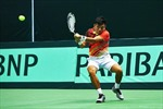 Đội tuyển quần vợt Việt Nam thi đấu Davis Cup Nhóm III cuối tháng 6