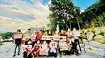 Ấm áp tấm lòng người Việt Nam tại Nhật Bản với đoàn Thể thao Việt Nam