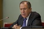 Ngoại trưởng Lavrov: Nga sẵn sàng ký START mới với Mỹ