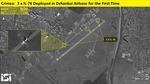 Nga tăng cường lực lượng ở Crimea giữa 'bão' căng thẳng với Ukraine?