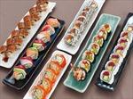 Bị nhà hàng buffet cấm cửa vì ăn 100 đĩa sushi
