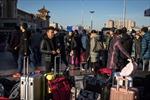 Về quê ăn Tết, dân Trung Quốc bắt đầu cuộc di cư rầm rộ nhất thế giới