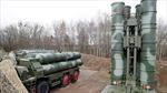 Mỹ cảnh cáo Ấn Độ không mua 'Rồng lửa' S-400 của Nga