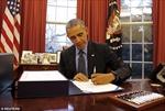 Cảm động bức thư cựu Tổng thống Obama gửi nữ tù nhân