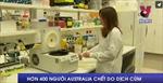 Hơn 400 người Australia chết do dịch cúm