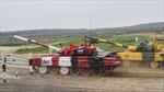 Xem xe tăng Nga chạy vận tốc kỷ lục, giành chiến thắng Army Games 2019