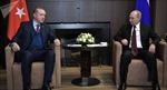 Tổng thống Thổ Nhĩ Kỳ Erdogan nhận lời mời thăm Nga trong vài ngày tới