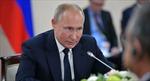 Tổng thống Nga bình luận về khả năng Ukraine đóng biên giới