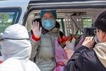 Trung Quốc cho người khỏe mạnh ngoại tỉnh rời tâm dịch Vũ Hán